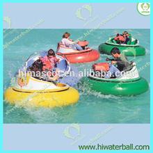 HI EN14960 adult electric bumper boat in the lake,used bumper boats for sale