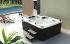 Acrylic outdoor massage spa hot tube. new hot tube