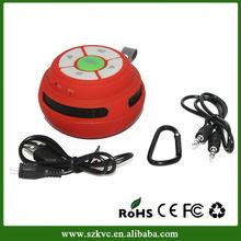 2014 portable wireless Bluetooth speaker subwoofer ,vatop bluetooth speaker