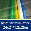24x24 Nylon Screen 1.2x25m