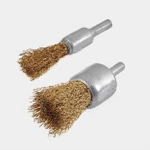 12x65x6x25MM circular wire brush for welding