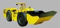 Wj-2& wjd-2 diesel lhd mineração subterrânea carregador