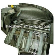 manufacture stainless steel flat flex wire mesh conveyor belt food grade