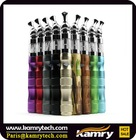 kamry x6 e cig reviews with 1300mah battery, stainless steel stainless rotating drip tip wholesale