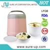 heat resistant colored glass sugar jar (CGUB)