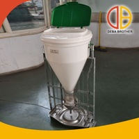 Galvanized Steel Horse Feeder