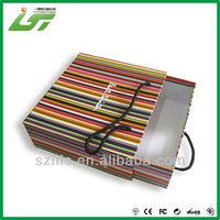 High quality dark brown cardboard box wholesale in China