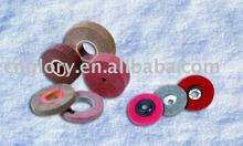 Non-woven wheel