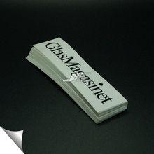 0.12 mm 8102 a prueba de agua calcomanías de vinilo para coches deportivos
