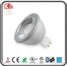 LED Spot Light Cups for 3W 5W 6W Gu5.3 GU10 COB LED MR16 Plastic Cover LED Cups LED Spot Light