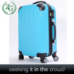 Bright Color PP travel luggage fashion model luggage Bag
