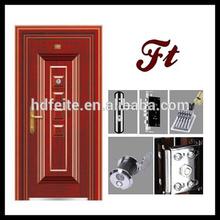 4728 new style best quality curtains for glass doors steel door metal security doors