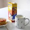 FDA SGS Certification And Ceramic Material Bulk Coffee Mugs