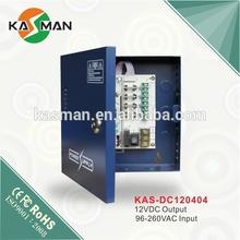 Surveillance 12 Volt Power Supply Distribution Box