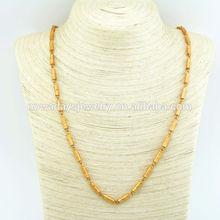 Unique chain russian gold jewelry NFJ14073009