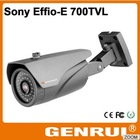 SONY CCD Effio-E 700TVL,GENRUI CCTV Manufacture,OEM cctv products