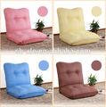 novo design de estilo japonês de cadeiras e cadeiras pavimento