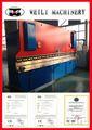 Vente d'usine prix de promotion wc67y-100 chinois. fraiseuse