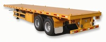 China durable over heavy cargo construction machinery equipment transporter/modular semi trailer/carrier/truck/vehicle