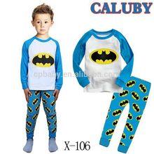 Customized crazy selling silky long sleeve pajamas set girls