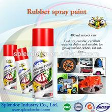 hub discoloration rubber paint/car paint wonderful colors