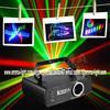 Most Creative Design 3D RGB laser light show