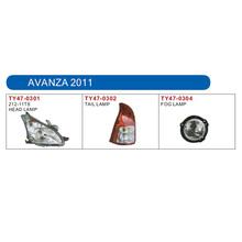auto lamp for TOYOTA AVANZA 2011