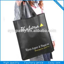 Cheap promotion shopping bag/bag non woven shopping/pp non woven bag 2014