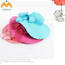 Fashion Lady Big Hat Summer Beach Hat Costume Children Straw Hat Manufacturer