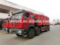 arena de fracturamiento de camiones cisterna