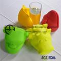hornos de microondas colgando de alto grado de silicona de rappel guantes
