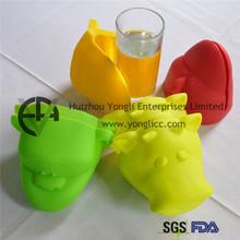 Microondas horno colgando de silicona alta calidad rappel guantes