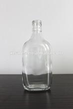 super pequeño flint botella de licor 375ml