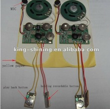 greeting card components Music IC chip