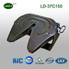 Truck Parts 50# Heavy Duty 37C 25T Load 2 Inch Casting Semi Trailer Fifth Wheel Manufacturer