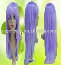 outstanding purple cosplay wig