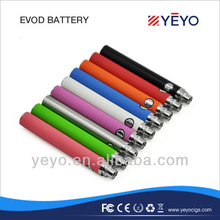 2014 newest cigarette electronique original Evod battery with Evod atomizer