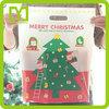 China Yiwu printed custom logo christmas gift bag