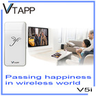 VTAPP 2014 hotsale V5i wireless miracast electrical projects power electronic