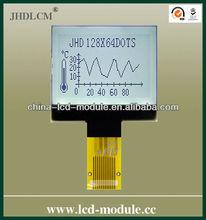 128X64 character lcd displayJHD12864-G155BTW-G