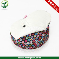Baby bean bag lap trays with light weight