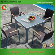 outdoor furniture set steel sling furniture set garden furniture