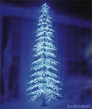 Holiday decoration christmas decoration fiber glass stool