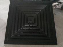 square diffuser/jet nozzle/ventilation