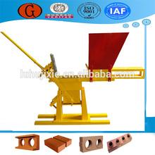 investment in kenya Surpass 2000 hand operated clay brick making machine , manual clay brick making machine