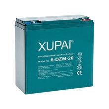 Battery 12v20AMP OR AH For Ebike 6-DZM-20 48V 36V 20AH Lead Acid Battery 60V 20AH