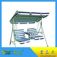 wholesale adult loveseat patio balcony modern 2 seater swing seat