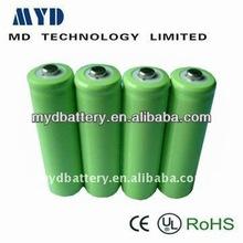 aa NI-MH rechargable battery 1.2V 1500mah nimh rechargeable battery