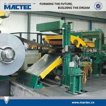 European standard high quality steel coil slitting machine