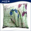 de lino hecha a mano decorativos venta al por mayor de almohada decorativa